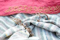 Různé spony z laténského období. Fibulas from La Tene Period. Photo J. Lohnická.