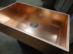 136 - Bespoke Copper Sink | OLYMPUS DIGITAL CAMERA | Flickr
