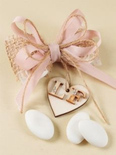 Segnaposto fai da te per matrimoni country chic 18th Birthday Party, Baby Shower Thank You, Confetti, Baby Shoes, Shabby, Bows, Crafts, Diy, Accessories