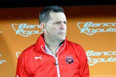 Javier Delgado técnico de la Liga en el torneo de verano 2016