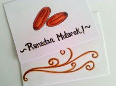 Make it a habit of sending away free best Ramadan Mubarak cards as they are a way of bringing people together and spreading the warmth and love that is much needed these days. Ramadan Greetings, Ramadan Mubarak, Greeting Cards Handmade, Holi, Etsy Shop, Eid, Handmade Gifts, Islamic, Check