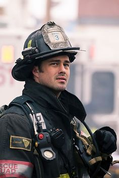 Chicago Fire's Lt. Severide | Shared by LION