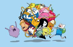 Adventure Time Movies Character HD Wallpaper