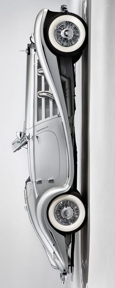 1937-38 Mercedes-Benz 540K Special Roadster