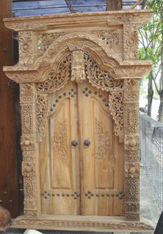 Javanese wood-carved window. Please see a similar board to this pin, 'WOOD You like to see more?' Beautiful!! <3
