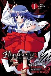 Higurashi When They Cry vol 07 Time killing Arc 01 GN