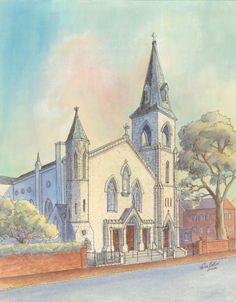 St. Mary's Church, O