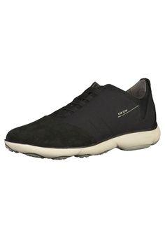 #GEOX #Herren #Sneaker #schwarz - Toller Low-Sneaker mit NET Breathing System…
