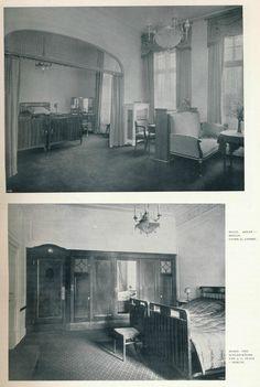 https://flic.kr/p/xibFwD | Innendecoration 1908 Berlin Hotel Adlon p 1-2