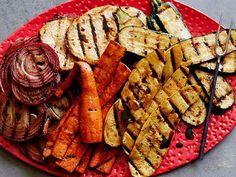 Great Grilled Vegetables
