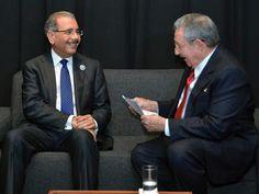 Armario de Noticias: Danilo Medina sale este viernes a Cuba para partic...