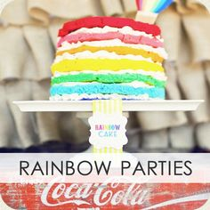 this blog is FULL of cool party ideas!