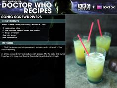 """Captain Jack Harkness: Who looks at a screwdriver and thinks, """"Ooh, this could be a little more sonic""""? The Doctor: What, you've never been bored?"""
