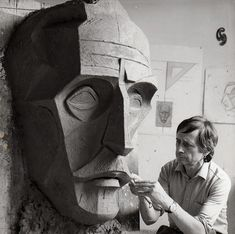 Josep Maria Subirachs (1927 – 2014), Catalan sculptor and painter - Highly controversial, as he did not make any concessions to the style of Antoni Gaudí, the architect who first designed the Sagrada Familia in Barcelona - Catalonia.
