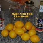How To Make Your Own Limoncello