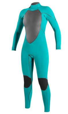 The warmest and lightest womens wetsuit out there! O'Neill Womens Psycho 3 5/4 Wetsuit 2015 kingofwatersports.com