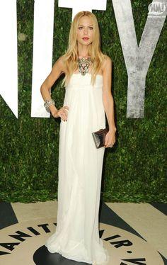 Oscars 2012 Trends: Black and White—Rachel Zoe in Rachel Zoe Collection