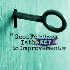 feedback quotes - Google Search