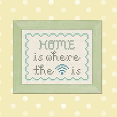 Etsy+Finds:+5+Sassy+and+Funny+Cross-Stitch+Patterns  - CountryLiving.com