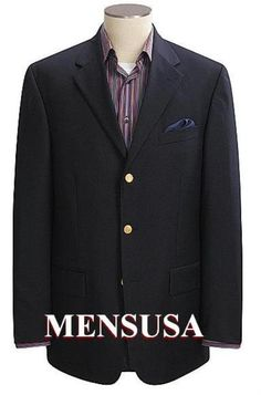 Exclusive #MENS# 2 Button Texture #Black #BLAZER SUIT or JACKETfor# $159