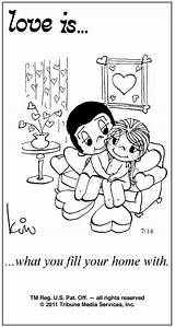 Love Is Cartoon By Kim Casali - Yahoo Image Search Results