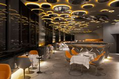 Situated on the 56th floor of the Montparnasse Tower, the Ciel de Paris