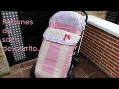 Como hacer un saco universal para carrito de bebé. - YouTube