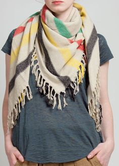 Love this scarf <3