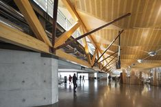 Christchurch Airport Regional Terminal by BVN Donovan Hill & Jasmax
