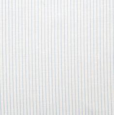 Soft Blue Striped Linen & Cotton By Solbiati Shirting Fabric, Buy Fabric Online, Striped Linen, Cotton, Blue, Shirts, Dress Shirts, Shirt