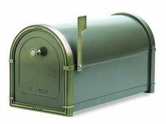 Architectural Mailboxes Coronado Mailbox, Graphite Bronze by Architectural Mailboxes®. Save 25 Off!. $184.50. The Coronado sets the standard of beauty for the discerning homeowner. The body of this USPS approved post mount curbside mailbox is constructed of heavy 16 and 14 gauge galvanized steel that is fully powder coated prior to assembly for durability and long life. The bronze body is accented by over six pounds of solid die cast brass pieces in an antique bronze finish that boas...