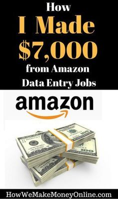 Data Entry Work from Home For Extra Money Ways To Earn Money, Earn Money From Home, Earn Money Online, Way To Make Money, How To Make, Online Jobs, Making Money From Home, Money Fast, Online Data Entry Jobs