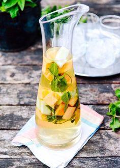 Recipe: Mixed Melon & Limoncello Sangria