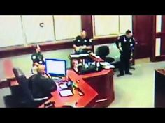 "DELAND -- Bailiffs were ""horseplaying"" during a court proceeding 10 feet from the judge and then one of them shot the other with a Taser..Much of the interaction between them was observed on a courtroom camera. (April 2018)"