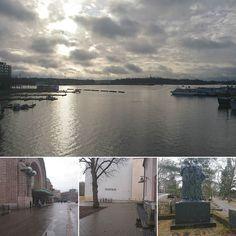 Tämä päivä kuvin - Helsinki Tampere ja nyt Kuopioon
