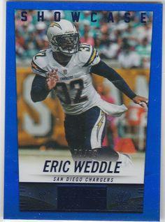 2014 Panini Showcase Hot Rookies #84 Eric Weddle #D/79