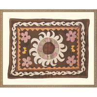 Textile Design giclee print 41.75 x 33.75