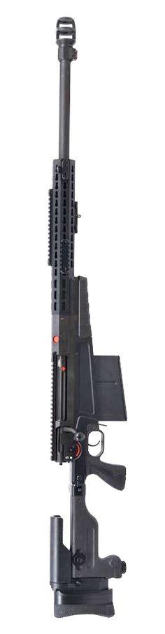 Accuracy International 6800B AX50 Black Rifle 50 Caliber BMG Sniper Rifle Firearm @aegisgears