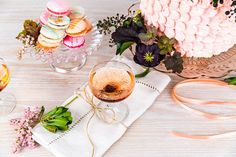 the vibrant florals, the absolutely killer cake design, and Alison Page's talent for making colors pop in photos—they're all to blame and more. Make Color, Color Pop, Spring Wedding Inspiration, Wedding Ideas, Blame, Florals, Vibrant, Table Decorations, Colors