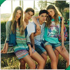 La tendencia tie dye será tu preferida #GreenCoast