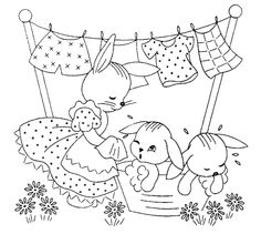 Embroidery Pattern vintage Design