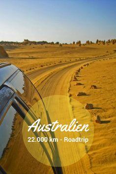 22.000km - ein Roadtrip durch Australien