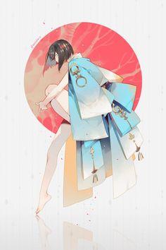 Illustration art, aesthetic anime, aesthetic art, anime art girl, anime g. Anime Art Girl, Manga Art, Pretty Art, Cute Art, Aesthetic Art, Aesthetic Anime, Arte Fashion, Arte Do Kawaii, Character Design Inspiration