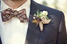 Be inspired by feathers in this collection of natural and rustic wedding ideas