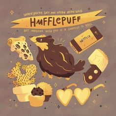 Shared by AngelJ. Find images and videos about harry potter and lufa-lufa on We Heart It - the app to get lost in what you love. Harry Potter Gif, Posters Harry Potter, Wallpaper Harry Potter, Arte Do Harry Potter, Harry Potter Artwork, Harry Potter Drawings, Harry Potter Pictures, Harry Potter Ilustraciones, Hufflepuff Wallpaper