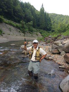 Dr. Hisao Ishigaki / tenkara normandie