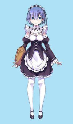 「ラレム(rezero)」/「Mi2O」の漫画 [pixiv]
