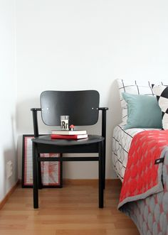 CIRKUS: old Domus chair by Ilmari Tapiovaara