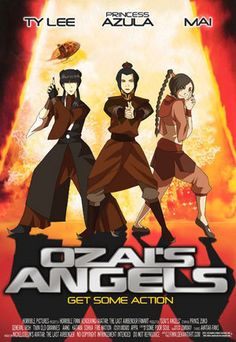 That new Charlie's Angels show would have been a lot better if it starred these three.