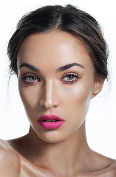 HAIR & MAKEUP #Veronikamoreira  Photographer : Sian Egginton  Model Chanel @ Emg  #makeup #beauty #makeupartist #sydneymakeupartist #pinklipstick #beautymakeup #fashionmakeup #runwaymakeup